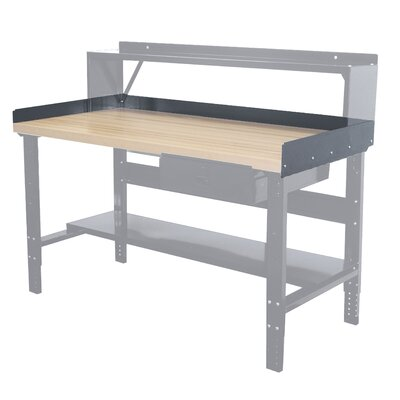 Hallowell Workbench Back and End Stop Kit