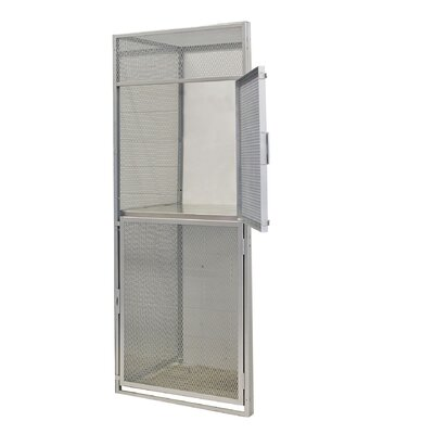 Hallowell Bulk Storage Double Tier Add On Unit (Knock-Down) (Quick Ship)