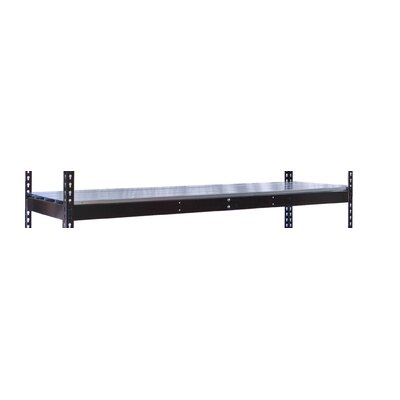 Hallowell Rivetwell Double Rivet EZ Deck Boltless Knock-Down Shelving