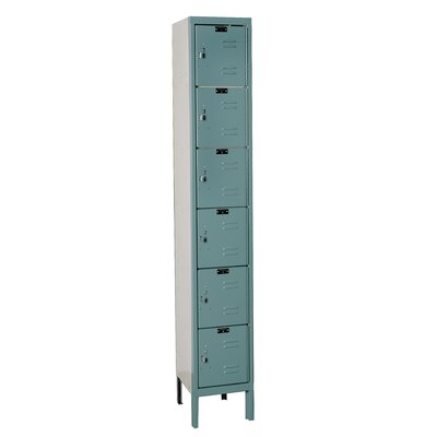 Hallowell Premium Assembled Locker