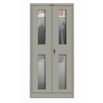 400 Series Stationary SV Knock-Down Wardrobe Cabinet