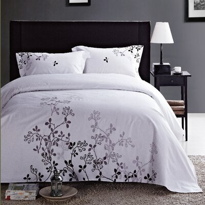 Ravel 3 Piece Duvet Cover Set