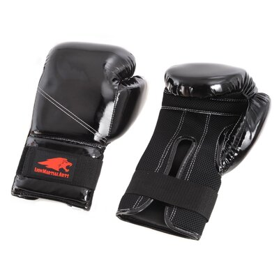 Lion Martial Arts Kick Boxing Glove Pair