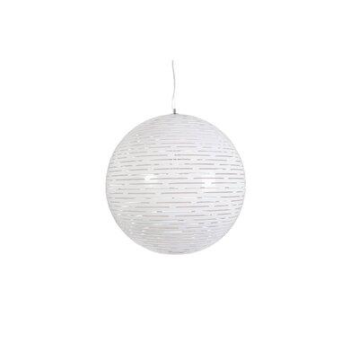 Alternating Current Dashing 3 Light Globe Pendant