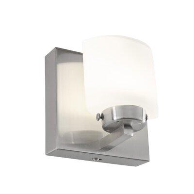 Alternating Current Clean 1 Light LED Vanity Light