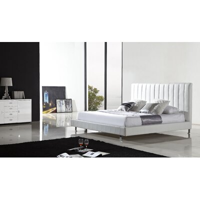 Casabianca Furniture Amalfi King Platform Bed