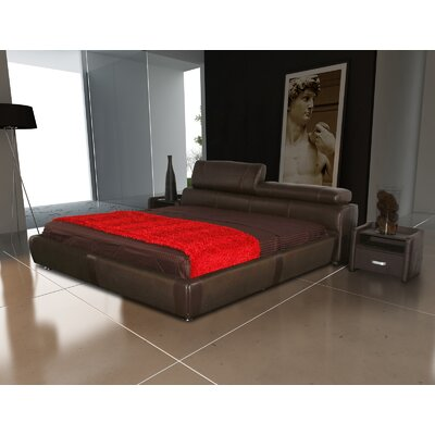 Casabianca Furniture Cannes Platform Bed