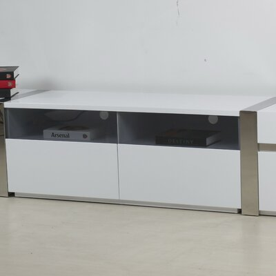 Casabianca Furniture Cristallino TV Stand