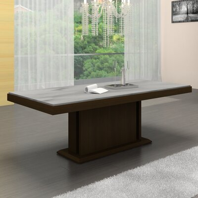 Casabianca Furniture Glacier Dining Table
