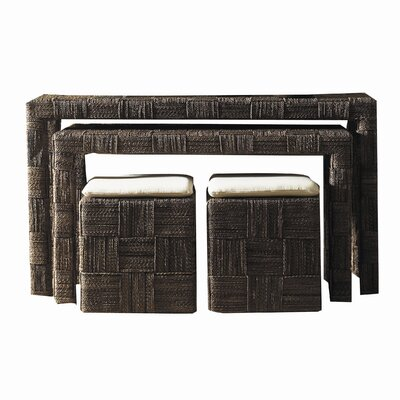 Padmas Plantation Occasional Nesting Console Tables (Set of 2)