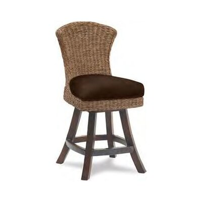 Padmas Plantation Bahama Breeze Swivel Counter Stool