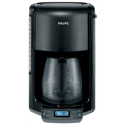 Krups 12 Cup Programmable Coffee Maker