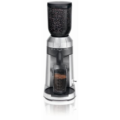 Die Cast Conical Burr Coffee Grinder