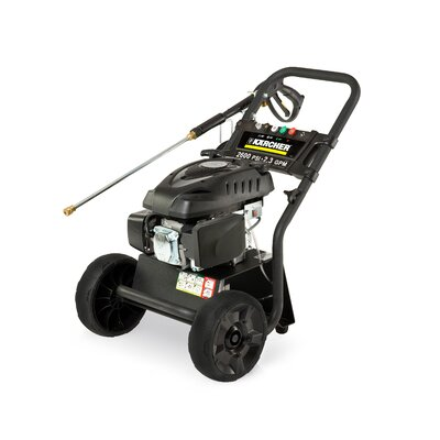 2600 PSI Gas Pressure Washer with Engine