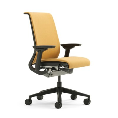 Steelcase Think Mid-Back Upholstered Office Chair