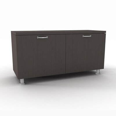 "Steelcase 2Currency 36"" W Lower Storage Cabinet"
