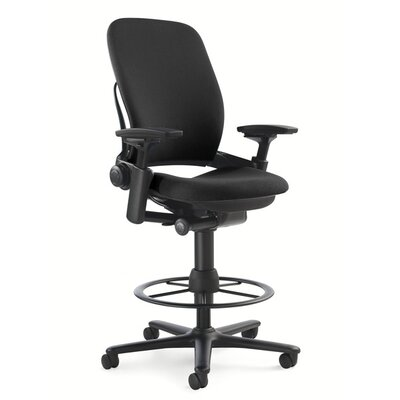 Steelcase Leap 462 Series Height Adjustable Stool