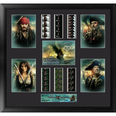 Trend Setters Pirates of the Caribbean On Stranger Tides Montage FilmCell Presentation