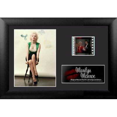 Marilyn Monroe MGC Mini FilmCell Presentation