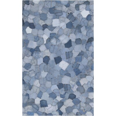 Artistic Weavers Coso Denim Mosaic Pockets Rug