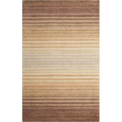 Mantra Brown Ombre Rug