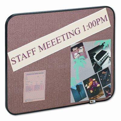 Post-it® Sticky Self-Stick Cork 1.56' x 1.87' Bulletin Board