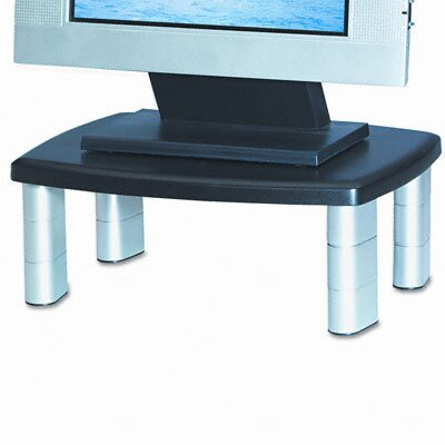 3M Adjustable Height Monitor Stand