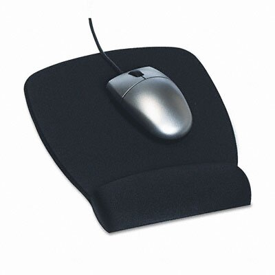 3M Foam Mouse Pad with Wrist Rest