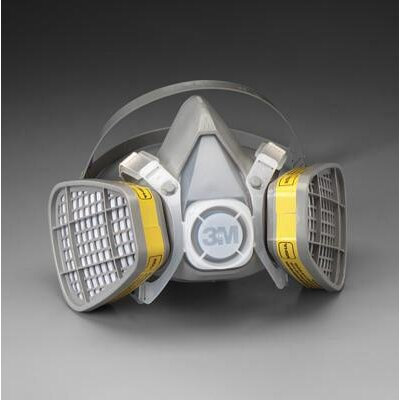 3M Organic Vapor/Acid Gas Respirator Assembly