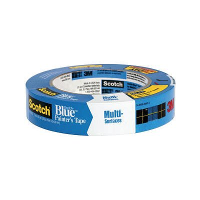 "3M 1 1/2"" X 60 Yard Scotch® 2090 Safe-Release™ Painters'™ Masking Tape For Multi-Surfaces"