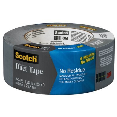 3M Yards No Residue Duct Tape