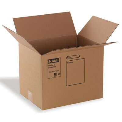3M 16&quot; x 12&quot; x 12&quot; Moving Box