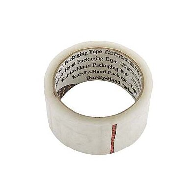 3M Tear-By-Hand Packaging Tape