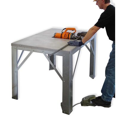 Benner Nawman Rebar Cutting Workstation for DC-20WH or DC-25X