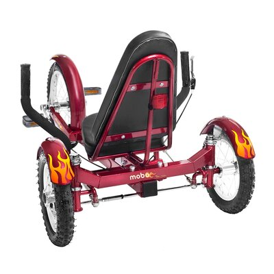 Mobo Three-Wheel Cruiser Tricycle