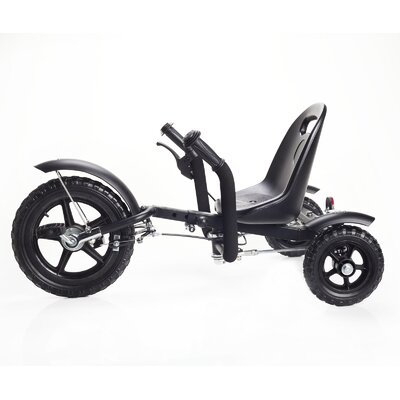 "Mobo 12"" Toddler's Ergonomic Three Wheeled Cruiser"