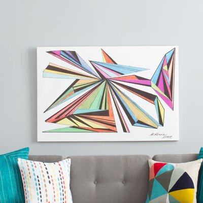"One Bella Casa ""Architecta"" Graphic Art on Canvas"