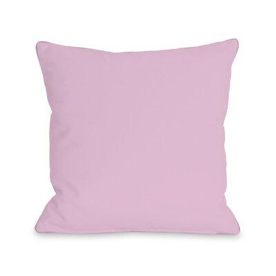 One Bella Casa Solid Pillow