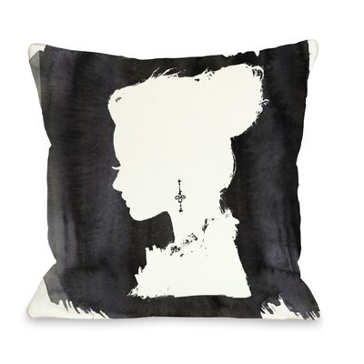 One Bella Casa Oliver Gal Beaute Pillow