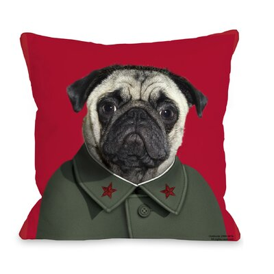 OneBellaCasa.com Pets Rock China Pillow