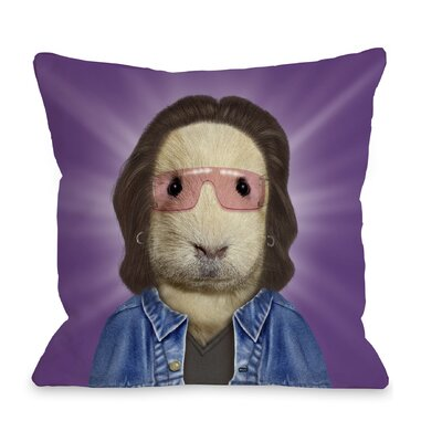 One Bella Casa Pets Rock Savior Pillow