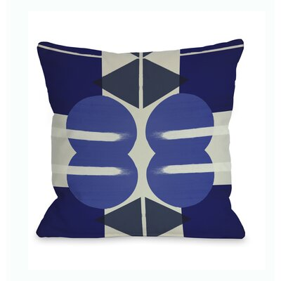 OneBellaCasa.com Oliver Gal Geometry Studies III Pillow
