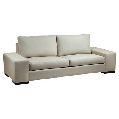 Loni M Designs Vince Wide Arm Sofa Allmodern