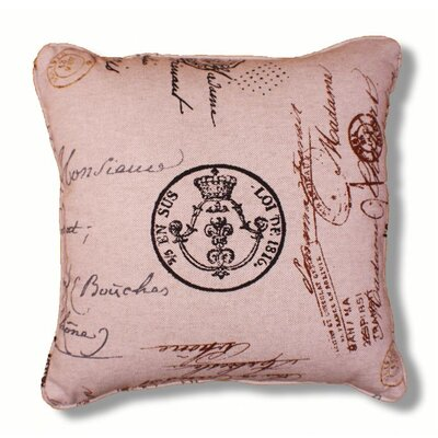 Loni M Designs Will Pillow