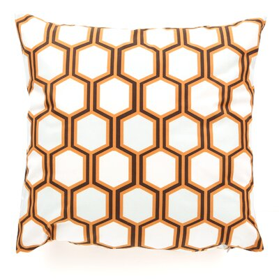 Inhabit Estrella Plinko Synthetic Pillow