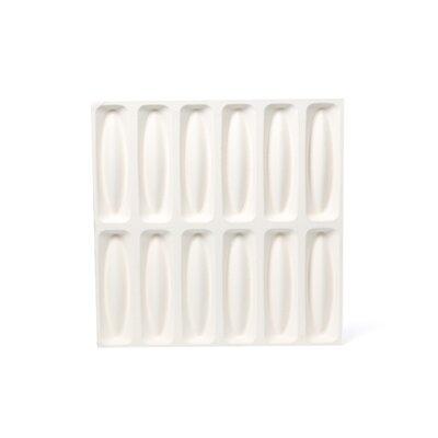 Inhabit Wall Flats Architect Geometric 10 Piece Wallpaper Tiles