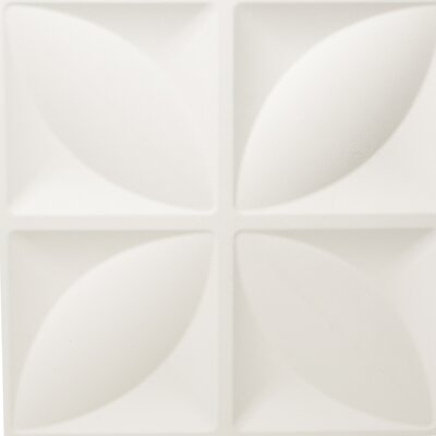Inhabit Wall Flats Chrysalis Geometric 10 Piece Wallpaper Tiles