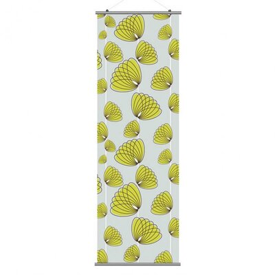 Inhabit Aequorea Lotus Slat Wall Hanging