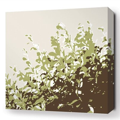 Botanicals Foliage Stretched Graphic Art on Canvas