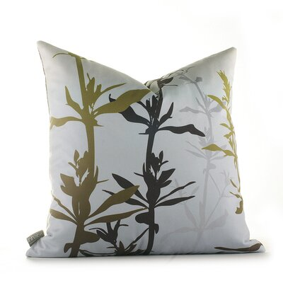 Inhabit Morning Glory Wildflower Synthetic Pillow